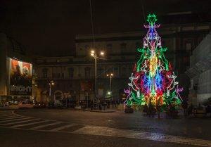 Naples, Piazza Trieste e Trento